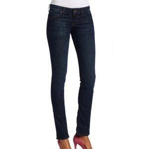Volcum Inc Stix Skinny Fit Dark Denim Jeans - 3
